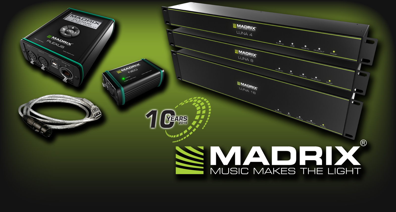The Madrix Range